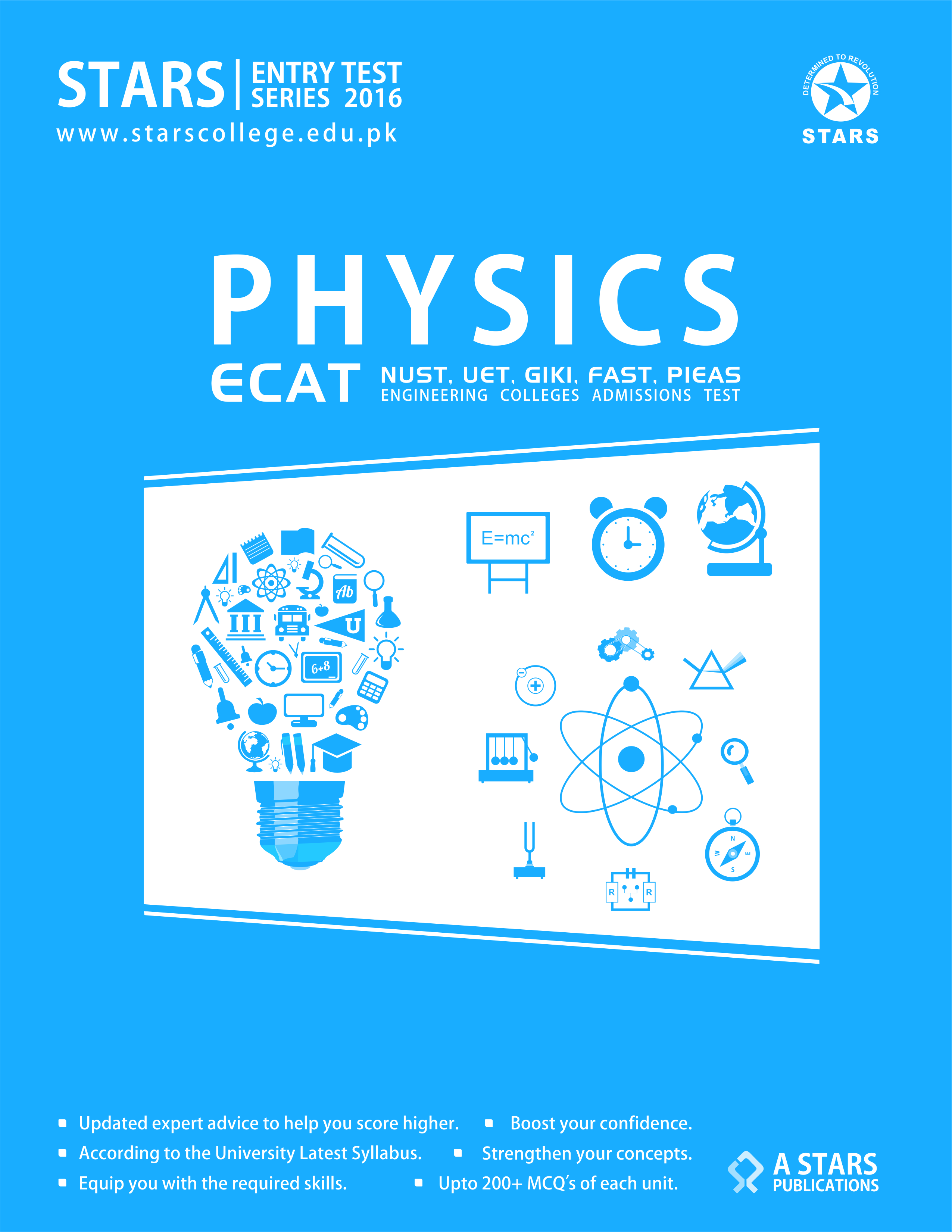 ECAT | Stars Academy | Stars Entry Test | Stars | Entry Test